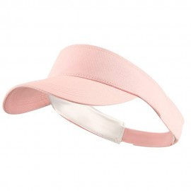 Brushed Cotton Sunvisor - Pink
