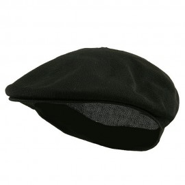 Big Mesh Ivy Cap-Black