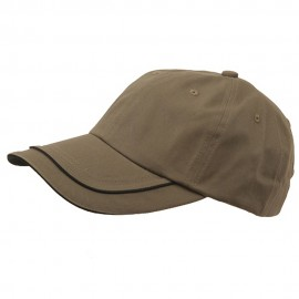 Deluxe Long Bill Cap-Olive