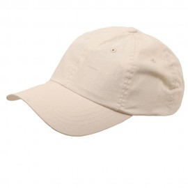 Pigment Dyed Special Cotton Cap-Putty