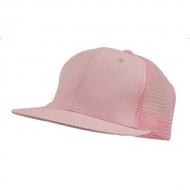 Cotton Mesh Cap-Pink