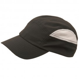 Half Side Polyester Casual Cap