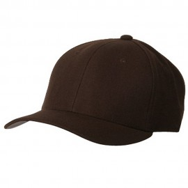 Fitted Cap-Brown