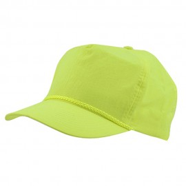 Nylon Crinkle Golf Cap