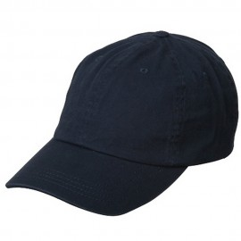 Normal Dyed Cap (02)-Navy