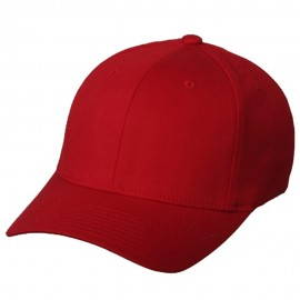 Xs Size Flexfit Cap - Red