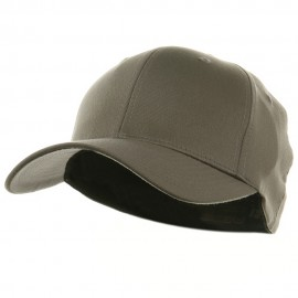 Xs Size Flexfit Cap - Light Grey