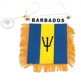 World Mini Banner-Barbados