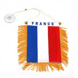 World Mini Banner-France