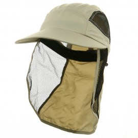 UV 50+ Protection Outdoor Flap Cap