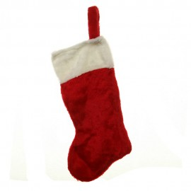 X-mas Stockings-Red and White