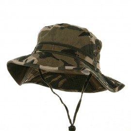 Washed Hunting Hat-Safari