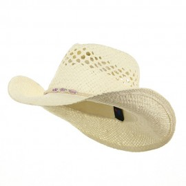 Outback Toyo Cowboy Hat-Natural