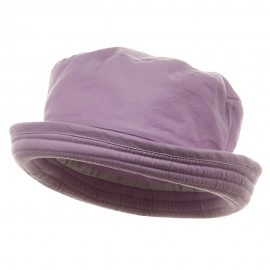 Washed Twill Fashion Hat- Lavendor