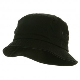 Washed Hats-Black