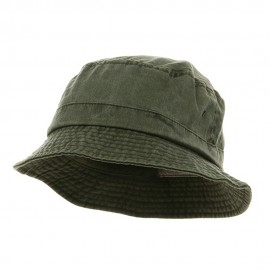 Washed Hats-Olive
