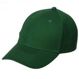 New Wool Look Caps-Forest