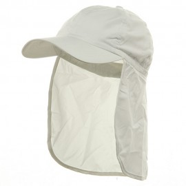 Flap Hats (02)-White