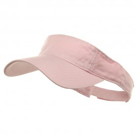 Cotton Twill Washed Soft Visors