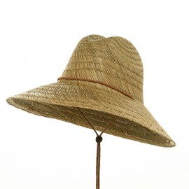 Safe Guard Straw Hat