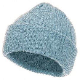 Solid Plain Watch Cap Beanie