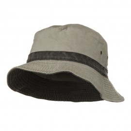 Youth Reversible Hats - Putty Black