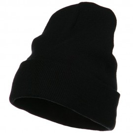 Big Size Acrylic Long Beanies