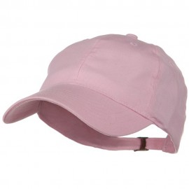 Low Profile Light Weight Brushed Cap