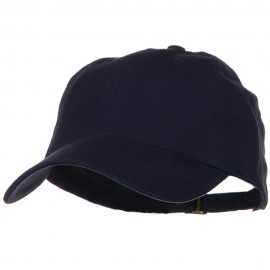 Low Profile Light Weight Brushed Cap - Navy