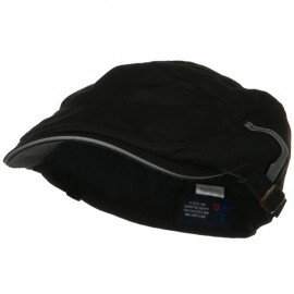 New Sandwich Bill Ivy Cap - Black