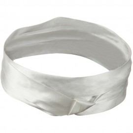 Silk 3 Pleat Fashion Band