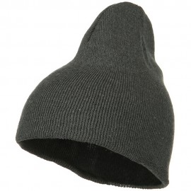 Cotton Classic All Ages Beanie - Grey