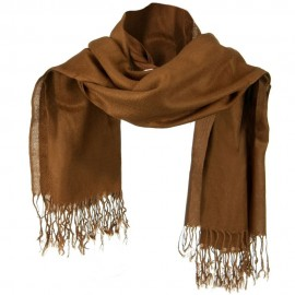 Solid ML Pashmina Scarf
