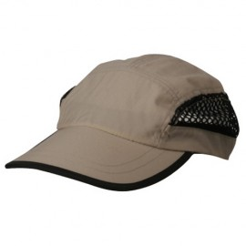 Nylon Oxford Mesh Cap