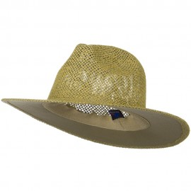 Safari Straw Hat - Natural