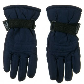 Boy's Fleece Lined Glove - Navy
