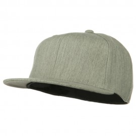 Big Size Premium Fitted Flat Bill Cap