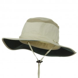 Outback Sun Protection Hat- Stone
