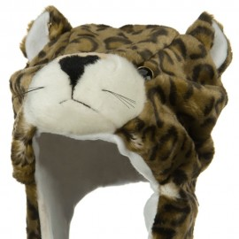 Polyester SW Animal Hat - Leopard