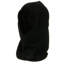 Micro Fleece Mask Binding - Black