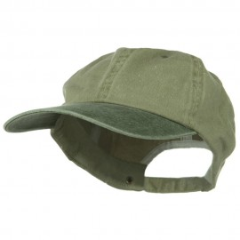 New Big Size Washed Cotton Ball Cap