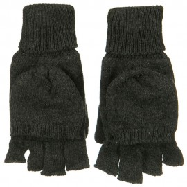 Fingerless Flip Top Glove
