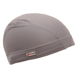 Cotton Spandex Dome Cap