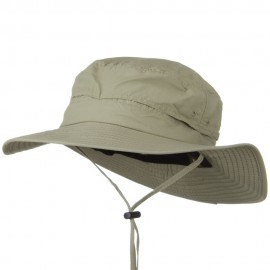 UV 50+ Dual Crown Mesh Talson UV Bucket - Khaki