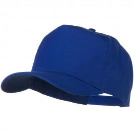 Solid Cotton Twill Pro style Golf Cap