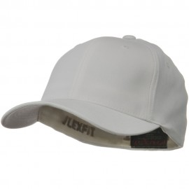 Flexfit Ultrafiber Cap - White