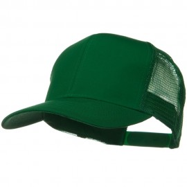 Solid Cotton Twill Mesh Prostyle Cap