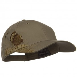 Hunting Animal Embroidery Theme Cap