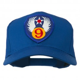 9th Air Force Division Patched Cap