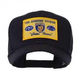 Airborne Patch Cap - 13th Airborne